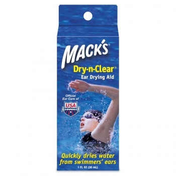 Mack's Dry-n-Clear Ear Drying Drops - Perfect for Swimmers