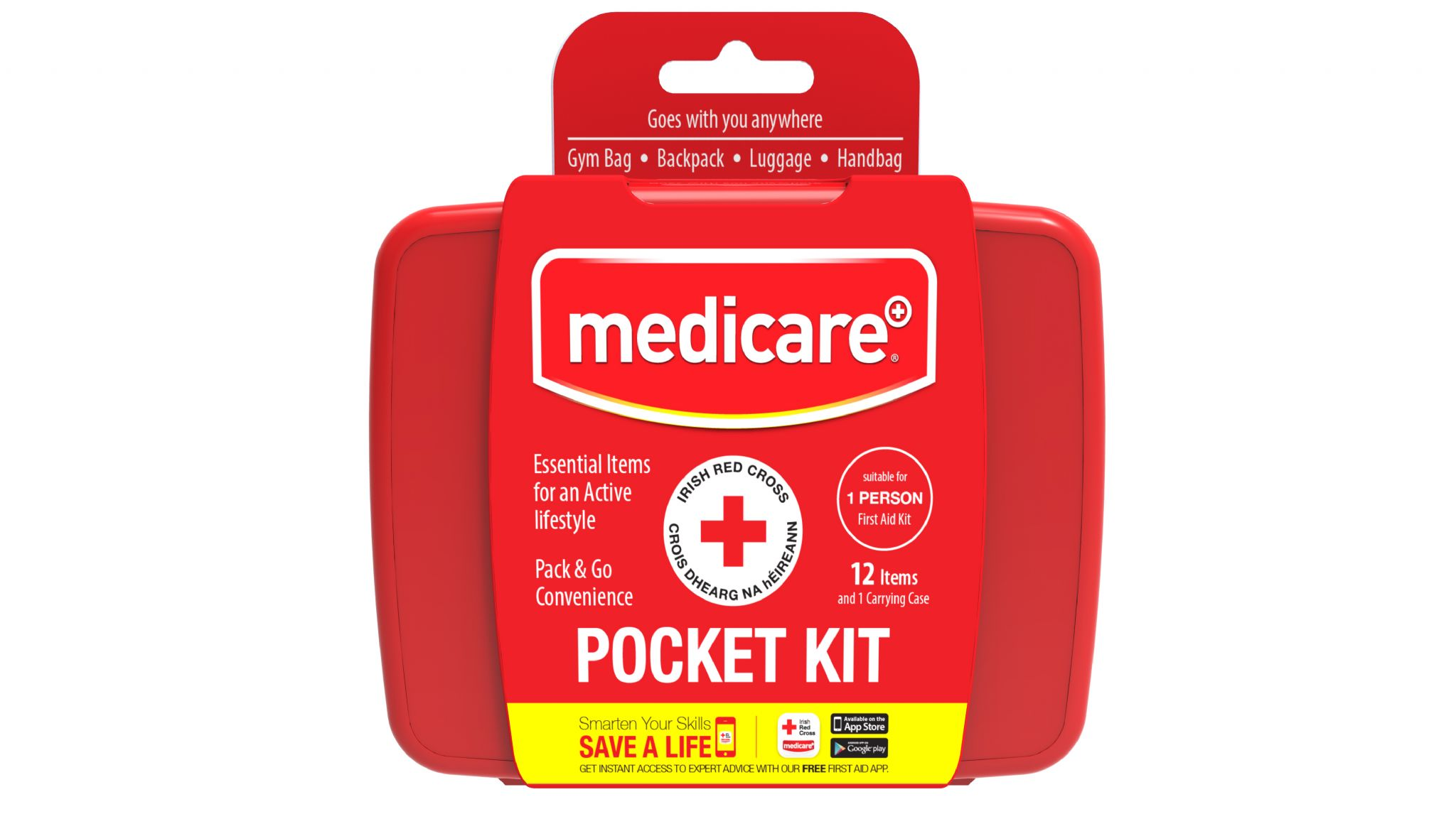0a2e6c44682 Medicare Pocket First Aid Kit